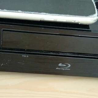 Pioneer bluray player bdp 330