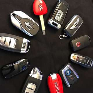 Jaguar Car keys and Other cars keys available