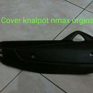 Cover Knalpot Motor Nmax Original