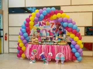 Balloon Arch - 4 colours