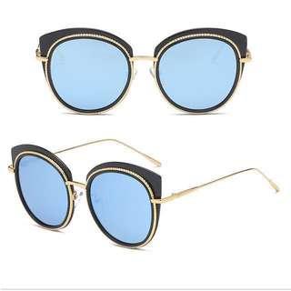 Designer Unisex 100% Full UV Protection Sunglasses Branded Lens Polarized Shade Degree Prescription Available