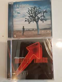 Christian Music : Bluetree x2 cd