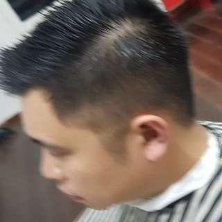 Homecall barber