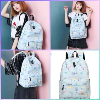 Sanrio Inspired Backpack / School bag
