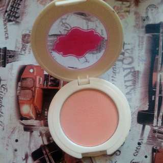 Careline oil control Blush-On (Touch of Pink)