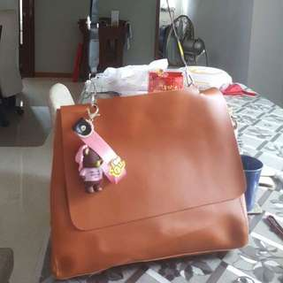 Korean Women's large bag