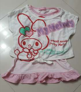 My melody tops