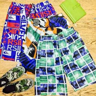 3pcs male board shorts👌