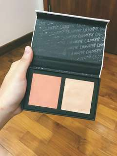 Colourpop Cheek Sonya Esman Palette