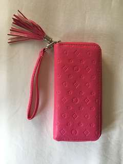 Pink Wallet (LV Inspired)