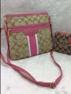 Sale...Coach Sling Bag