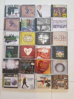 Christian music CD etc from $1 onwards