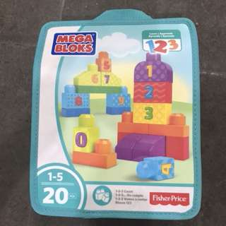 Mega bloks Blocks fisher price