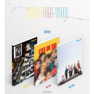 GOT7 - EYES/ON/YOU ALBUM PREORDER