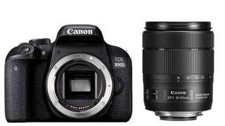 Canon 800D 18-135mm