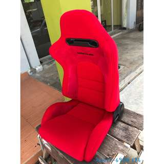 SSCUS Semi Bucket Racing Seat EVO8
