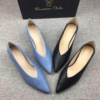 新款Massimo dutti高跟鞋