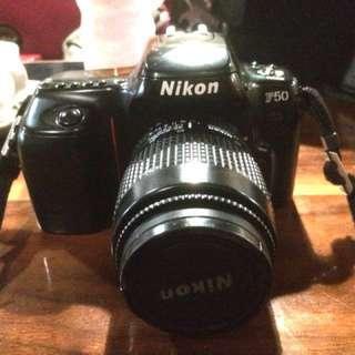 Nikon F50 Film SLR