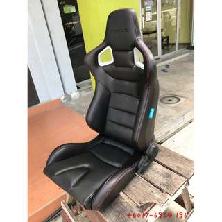 SSCUS Semi Bucket Racing Seat EURO PU