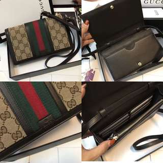 Gucci vintage sling Wallet on Chain