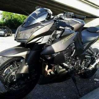 Sambung Bayar Kawasaki z1000