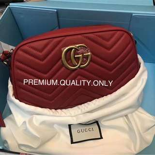 Gucci camera bag Marmont