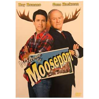 DVD - WELCOME TO MOOSEPORT