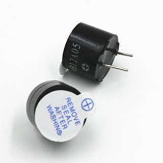 5V Active Buzzer Magnetic Long Continous Beep Tone Alarm Ringer