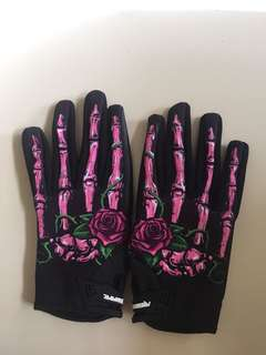 Motorcycles/pedal cycles gloves