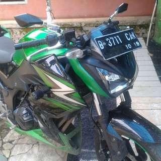 Ninja z250
