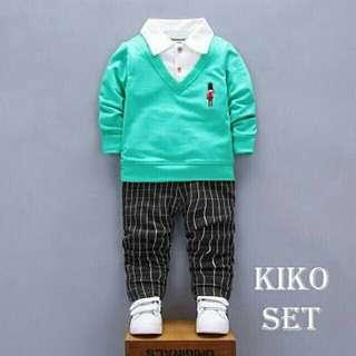 Kiko set kuning