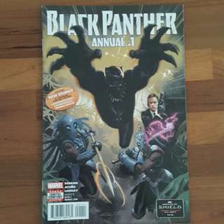 Black Panther Annual #1 (2018)