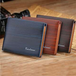 Ready stock Fuerdanni Fold Over Wallet