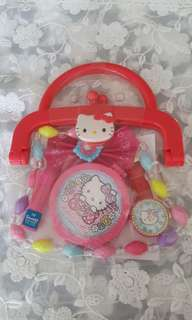Hello Kitty Play Toy Bag of Accessories