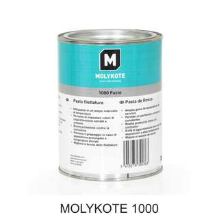 Dow Corning Molykote 1000 Paste Anti-Seize Paste 1KG