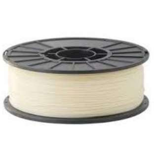 Taiwan High Quality 3D Printing Filament Ceramic lookalike filament Suitable for alcohol polishing White Jade Color