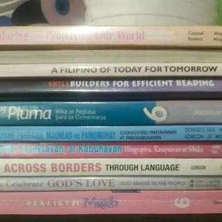 Grade 6 Textbooks