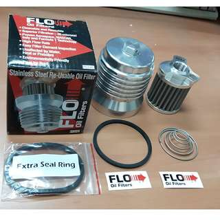 PC RACING WASHABLE OIL FILTER PCS4 (LAST PIECE)