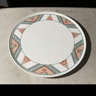 cake plate by mikasa japan