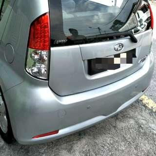 Bumper belakang Myvi + reverse sensor