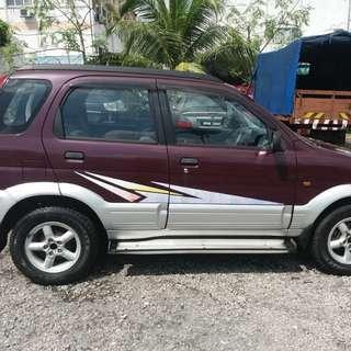 Kembara 2002 auto 0165106889