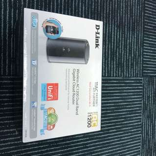 D-Link Dual Band AC1200