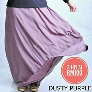 Skirt Labuh (3 Helai RM100)