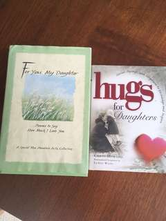Two books for daughters