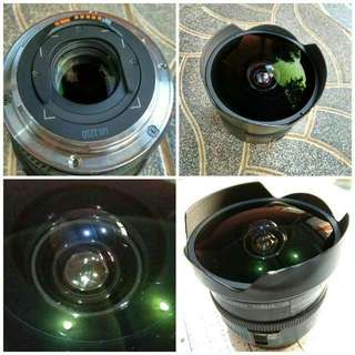 lensa fish eye
