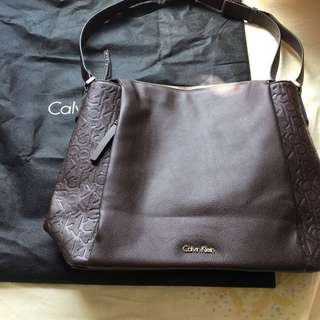 CK shoulder bag