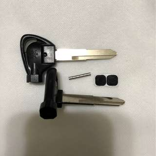Magnetic Key Blank for Yamaha Majesty S XC155 S-Max