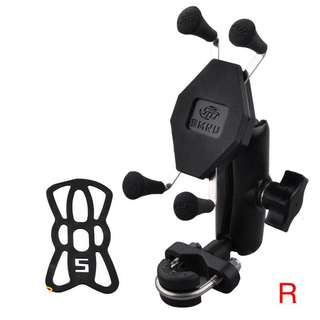 Smnu Motorcycle Mobile Phone Holder x grip