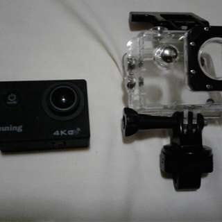 4k wifi Sport action camera