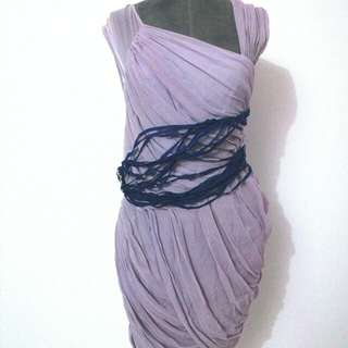 This is Genevieve  silk ribbon frock  Sz 12